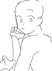 커플 이메레스 모음 12 : 네이버 블로그 Anime Drawings Sketches, Illustration Sketches, Cool Drawings, Pencil Drawings, Body Reference Drawing, Drawing Reference Poses, Drawing Tips, Poses References, Art Base