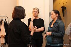 Powerful women, inspirational leaders.  #SanFrancsico #designer #fashion #leadership