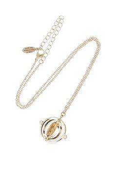 Primark - Harry Potter Time Pendant Necklace