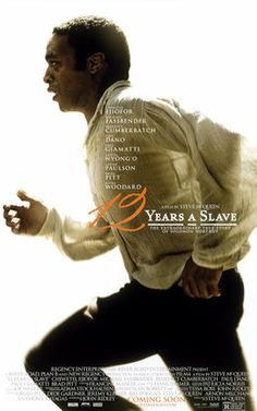 12 Years a Slave (2013) | Based on an incredible true story of one man's fight for survival and freedom. In the pre-Civil War United States, Solomon Northup, a free black man from upstate New York, is abducted and sold into slavery. Facing cruelty, as well as unexpected kindnesses, Solomon struggles not only to stay alive, but to retain his dignity.