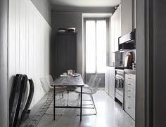 design traveller | monochrome | kitchen