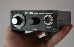 KN-Q7A Single Band SSB Transceiver Kit