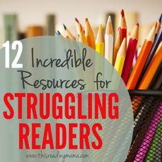 Chapter The Struggling Reader