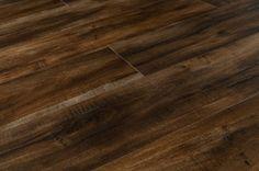 Laminate - 12mm Smoky Collection - Smoky Walnut
