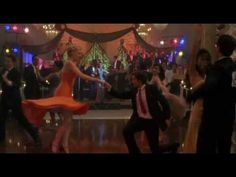 DIRTY DANCING HAVANA NIGHTS ~ Semifinal Dance...  My favorite scene from the movie.  Love Mia!