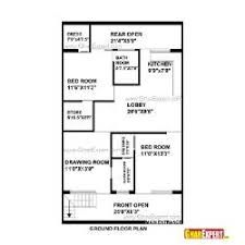 House Plan for 30 Feet by 35 Feet plot Plot Size 117 Square Yards