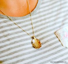 DIY Vintage Souvenir Spoon Keychains and Necklaces - My So Called Crafty Life