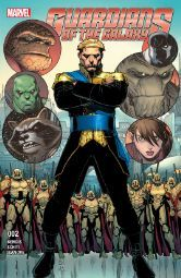 Guardians of the Galaxy (2015-) #17 - Marvel Comics