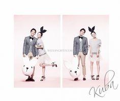 Korea Pre-Wedding Photoshoot - WeddingRitz.com » Kuba Studio 2012-09 pre-wedding New Sample in KOREA