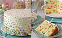 homemade birthday cake ideas - Google Search
