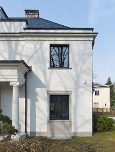 Fassade - Villa J in Berlin Dahlem