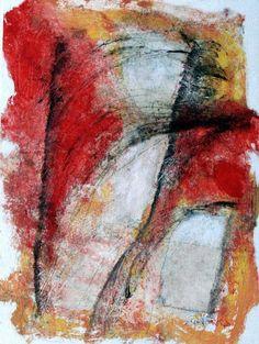 Saatchi Online Artist: Scott Bergey; Mixed Media, 2012, Painting I Wanna Get My Right Foot Down