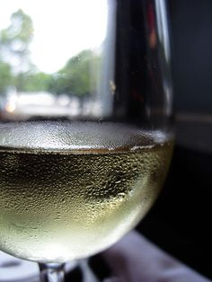 File:Unidentified white wine in glass.jpg