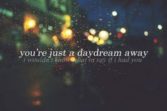 Daydream Away, All Time Low