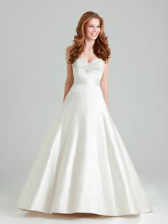 Allure Fall 2012 – Wedding Dresses, Bridesmaid Gowns, Mother of the Bride Dresses, Prom Dresses - Charlotte's Weddings and More