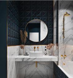 Modern bathroom design 631911391445337592 - 60 Gorgeous Bathroom Countertops Ideas That Make Your Bathroom Look Elegant Source by monettebot