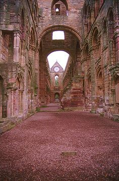 Jedburgh Abbey,Scotland
