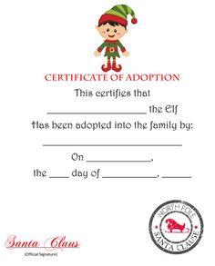 free elf on the shelf adoption certificate printable | il_570xN.520939209_n740.jpg