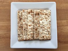 Finding A Healthy Snack Cracker : Article - GourmetSleuth
