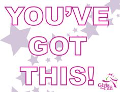 Check out these Printable Signs to cheer on Your GOTR Girl During 5K Day!