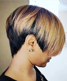 Textured Hairstyles, Short Relaxed Hairstyles, Short Weave Hairstyles, Short Haircut Styles, Afro Textured Hair, Pixie Hairstyles, Sassy Haircuts, Short Haircuts, Hair Sensation
