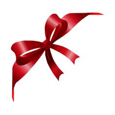 WishingonaStarr_Coming home for Christmas element 0012a.png ❤ liked on Polyvore featuring bows, christmas, ribbons, red, backgrounds and fillers