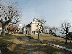 Sacro Monte di Ghiffa - Panoramica