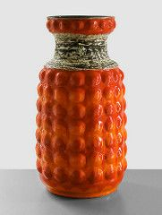 Bay 64-40 - Floor Vase (Fat Lava Wadersloh) Tags: west lava bay fat german pottery wgp