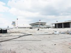privatisations in/for progress Athens Airport, Eero Saarinen, Abandoned, Greece, Sidewalk, History, Aircraft, Left Out, Greece Country