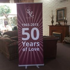 SAVE THE DATE! Thursday, October 29th 3-5pm Come help us celebrate our 50th anniversary!