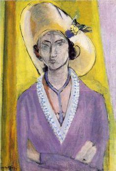 Henri Matisse (1869 - 1954)   Expressionism   not identified