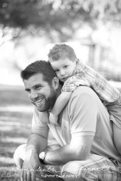 Father and Son Family photoshoot  http://elizabethmcdonnellphotography.com/blog/