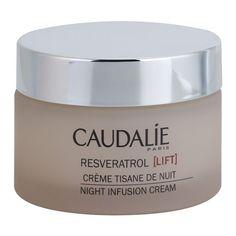 Caudalie Resveratrol [Lift] nočný regeneračný krém s vyhladzujúcim efektom  50 ml