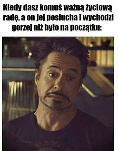 Avengers Memes, Marvel Memes, Marvel Dc, Wtf Funny, Hilarious, Reaction Pictures, Funny Pictures, Funny Mems, Robert Downey Jr