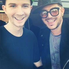 @ adamlambert thank you soo much for today, you seriously are amazing ❤️ #adamlambert #queen #Australia