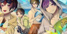Fanart, Nichijou, Vocaloid, Neko, Art Pictures, Comics, Drawings, Cute, Anime Boys