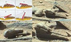 Found on Mars: Ancient Building Structure Tools Friday, April 11, 2014 6:52