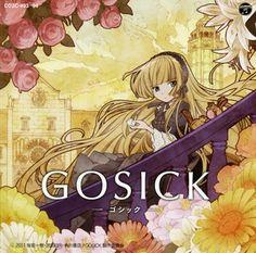 Victorique de Blois - Gosick,Anime
