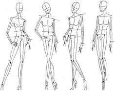 Stunning Draw a Fashionable Dress Ideas. Exhilarating Draw a Fashionable Dress Ideas. Fashion Illustration Poses, Fashion Illustration Tutorial, Illustration Mode, Design Illustrations, Fashion Design Template, Fashion Templates, Fashion Design Portfolio, Fashion Design Drawings, Fashion Model Sketch