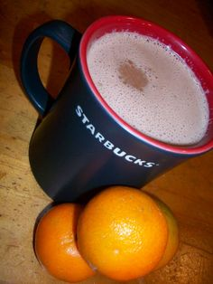 pinterest 365 day 362: hot chocolates from the pioneer woman ... the orange one tastes like heaven ... so yummy!