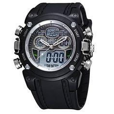 Devoted New Hot Sale Mens Watches Top Brand Luxury Compass Countdown Digital Watches Sport Pedometer Calories Waterproof Men Wristwatch Refreshment Watches
