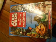 Buy ANDY MANGELS - STAR WARS - ESSENTIAL GUIDE TO CHARACTERS - ILLUS CHARACTER GUIDE -  1999 ED SOFTBACK for R45.00