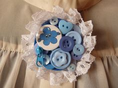 Items similar to Blue Flower Hug Brooch Send A Hug Corsage Brooch UK Seller on Etsy Feeling Under The Weather, Sending Hugs, Say Hi, Friend Birthday, Corsage, Blue Flowers, Brooch, Unique Jewelry, Handmade Gifts