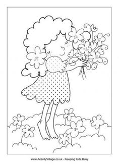 http://www.activityvillage.co.uk/spring-colouring-pages