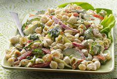 Garden Ranch Pasta Salad Recipe by Betty Crocker Recipes, via Flickr