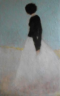 cœur au Vent 73/116 Galerie Art d'Amand Carine Bouvard © tous droits réservés