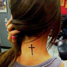 looking for a cross tattoo to get not sure if this one though♥: