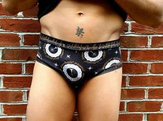 An awesome bikini brief style pattern for your Sparkly dude! Featuring the same great fit as the LilBug Undies, your guy will love how amazing these