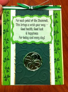 Festive #StPatricksDay card idea! Marketing Ideas, Business Marketing, St Patricks Day Cards, Real Estate Gifts, Realtor Gifts, Client Gifts, Holiday Market, Luck Of The Irish, Pop Up Cards