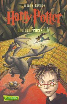 Harry Potter, Band 4: Harry Potter und der Feuerkelch: Amazon.de: Joanne K. Rowling, Klaus Fritz: Bücher